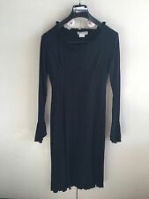 Gothic Dress For Weddings Parties Anything!  Vintage 90s Approx Size 12