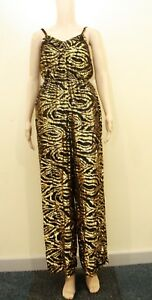 & Other Stories Sleeveless Jumpsuit In Black Size UK 8 EU 36 VR073 018