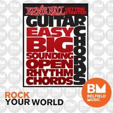 Ernie Ball E7010 Getting Started Guitar Chords Book -