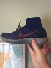 Womens Nike Lunarepic FK Shield Gyakusou Size 9.5 (859890 400) No Box