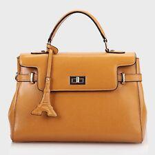 Women's Genuine Leather Shoulder Bag Cross Body Satchel Bag Gift Idea