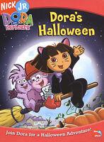 Dora the Explorer - Dora's Halloween (DVD) DISC & ARTWORK ONLY NO CASE