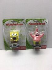 Nickelodeon Figurines SpongeBob SquarePants & Patrick Star Action Figure Toy NEW