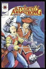 ARCHER AND ARMSTRONG (1992) #8 9.2 NM-