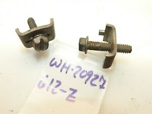 Toro 210 212 244 612-Z Zero-turn Mower Onan E125V 12.5hp Engine Cable Clamps