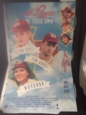 A League of Their Own Movie Poster Movie Standee rare Madonna