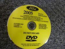 2005 Ford Explorer Sport Trac Shop Service Repair Manual DVD Adrenalin XLS XLT