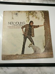Neil Young - Everybody Knows This Is Nowhere Gatefold Vinyl LP - Reprise RS 6349