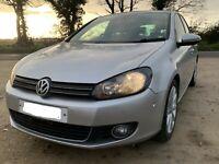VW Volkswagen GOLF MK6 1.4 TSI 160 GT DSG 5dr GTI auto FULL LEATHER & sat nav