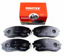 BRAND NEW MINTEX FRONT BRAKE PADS SET MDB3166 (REAL IMAGES OF THE BRAKE PADS)