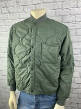 Vintage Cwu-9 /P Insulated Jacket Liner Quilted Size Medium Usaf