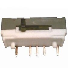 Omron PCB Mount Slide Switch 4P3T