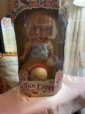 "1997 Mary Engelbreit ANN ESTELLE 15"" Doll Playmates Target Exclusive NIB"