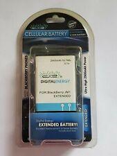 Digital Energy Battery and Charger Desktop Kit for Blackberry JM1