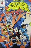 Rai and the Future Force #9 Valiant Comics 1993 VF/NM Modern Age