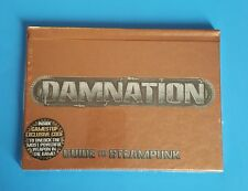DAMNATION Guide to STEAMPUNK 2009 Video Game Promo Book NEW Sealed!