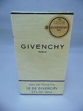 VINTAGE RARE NEW IN BOX GIVENCHY PARIS LE DE GIVENCHY EAU DE TOILETTE, 2FL OZ