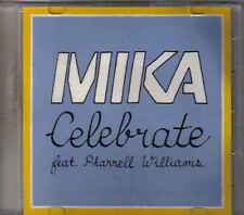 MIKA feat Pharrell Wiliams-Celebrate Promo cd single