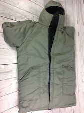 Convertible Sleeping Bag w/ Hood Winter Jacket Thick Puffer Cold  Easy Carry NEW