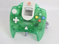Dreamcast Controller Pad HKT-7700 Millennium 2000 Lime Green Sega /2629 Tested