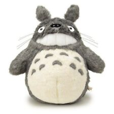 My Neighbor Totoro Plush Toy Big Totoro laugh M K6346 japan new F/S J1528