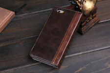Leather Vintage BOOK Wallet Case Cover For Samsung Galaxy Apple iPhone 5 6s PLUS