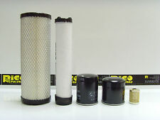 CASE CX28 Filter Service Kit - Air, Oil, Fuel Filters