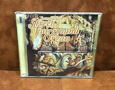 SOUNDS OF THE STREET & FAIRGROUND ORGAN CD ~ Various Artists ~ FREE SHIPPING