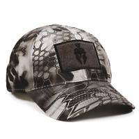 Kryptek Raid Camo Spartan Helmet Tape Patch Hunting Adult Hat