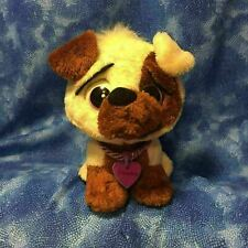 """Rescue Pets 6"""" JUST BORN  Electronic Dog Plush Toy"""