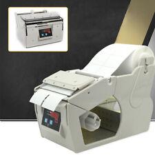 Automatic Label Dispensers Separating Machine Stripper 110v Dispenser