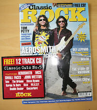 Classic Rock Magazine No. 5 (July/August 1999) CD included!!!