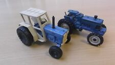Britains Ford TW20 No 9523 1981 + Lone Star Tractor Model 1711