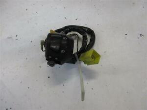 3. Suzuki Burgman AN 250 Left Handlebar Switch Steering Armature