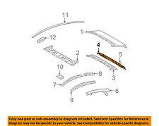 TOYOTA OEM 10-15 Prius Roof-Rear Header 6310547020