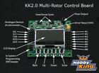 New Hobbyking KK2.0 KK2 Multi-rotor RC Drone LCD Flight Control Board