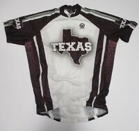 Texas 1 2 Zip Cycling Jersey New without Tags Mens Medium-XL Canari Burgundy 426f8d041