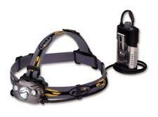 Lampes frontales de camping et randonnée gris LED