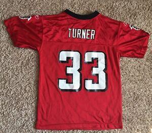 Michael Turner Atlanta Falcons Youth Football Jersey Size Medium 10/12 Reebok