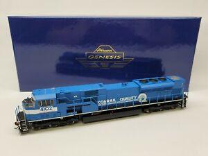 New Athearn Genesis SD80MAC Conrail #4117 DCC Ready NO Sound ATHG27241