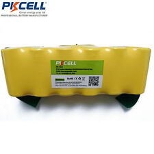 2x iRobot Roomba 500 Series Battery PKCELL Replacement 3500mAH Also For 610 700
