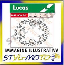 MST350EC DISCO FRENO POSTERIORE TRW LUCAS YAMAHA YZ 125 /LC CE09 2002