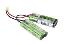 New listing Valken Energy 9.6V NiMH 2000 mAh Double Nunchuck Style Split Airsoft Battery AEG