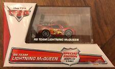 Disney Pixar cars RS Team Lightning McQueen special edition stocking stuffer