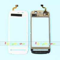 NEW LCD TOUCH SCREEN DIGITIZER FOR NOKIA 5230 5233 #GS-236_WHITE