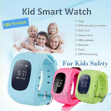 Q50 Reloj Inteligente Pulsera LBS Localizador SOS Teléfono Seguridad para Niños