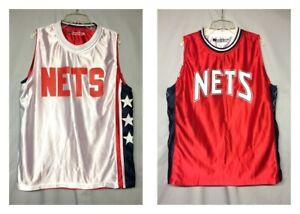 NBA New York/New Jersey Nets Reversible SGA Youth Jersey Size XL