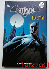 BATMAN LA LEGGENDA Serie Platino 23 FUGGITIVO Planeta DeAgostini