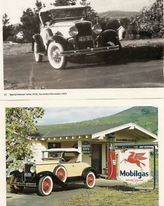 1930 CHEVROLET SPORT ROADSTER 8 PG DRIVE REPORT Article