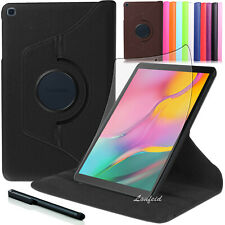 360°Samsung Galaxy Tab A 10.1 T510/T515 2019 Schutz Hülle Cover Case +Pen +Folie